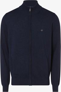 Granatowy sweter Fynch Hatton
