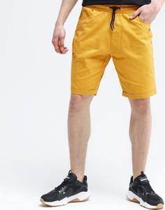 Żółte spodenki Up8