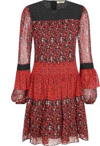 Sukienka Michael Kors w stylu casual z okrągłym dekoltem