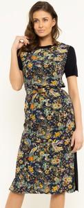Sukienka Tory Burch w stylu casual
