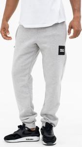 Spodnie sportowe Smokestory z dresówki