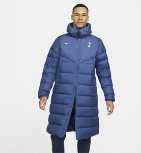 Niebieska kurtka Nike w stylu casual