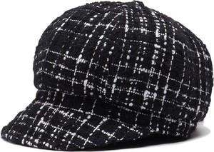 Czarna czapka Dolce & Gabbana