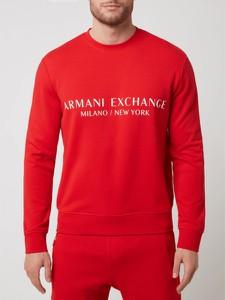 Bluza Armani Exchange z bawełny w młodzieżowym stylu
