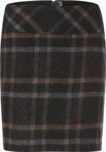 Brązowa spódnica Marie Lund mini