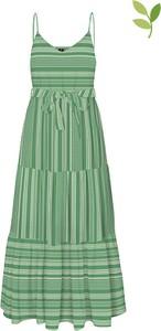 Sukienka Vero Moda z dekoltem w kształcie litery v mini w stylu casual