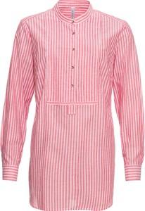 Różowa bluzka bonprix RAINBOW