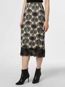 Czarna spódnica Essentiel Antwerp midi w stylu retro