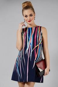 c6f7c43757 kolorowa sukienka na wesele - stylowo i modnie z Allani