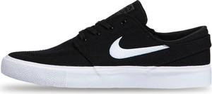 Sneakers buty Nike Zoom Stefan Janoski CNVS RM black/white-thunder grey (AR7718-001)