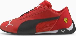 Buty sportowe Puma ze skóry
