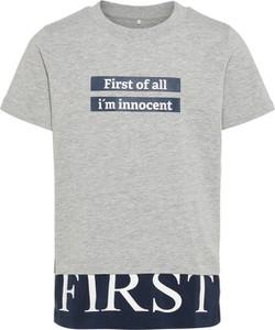 Koszulka dziecięca Name it z krótkim rękawem