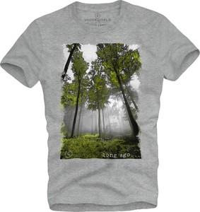 T-shirt Underworld w młodzieżowym stylu z krótkim rękawem