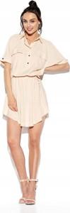Sukienka Inna koszulowa mini