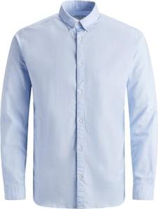 Niebieska koszula Jack & Jones
