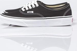 7f33d92b886d6 Sneakers buty Vans Authentic black (VN000EE3BLK)