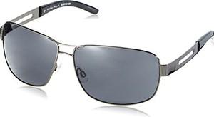 Dorjan okulary przeciwsłoneczne carlo monti dla mężczyzn, kolor: szary