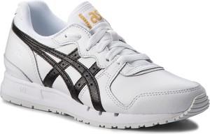 Sneakersy ASICS – TIGER Gel-Movimentum 1192A002 White/Black 100
