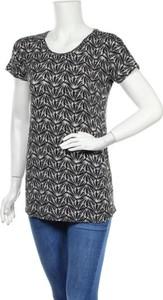 Bluzka Supermom z krótkim rękawem z okrągłym dekoltem w stylu casual