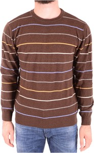Brązowy sweter Gant
