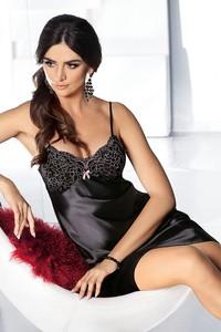 Koszulka Model Larisa Black - Donna