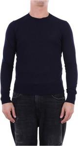 Niebieska bluza Mauro Grifoni