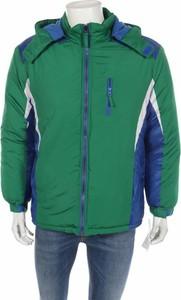 Zielona kurtka North Point w stylu casual