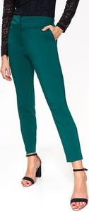 Zielone spodnie Top Secret