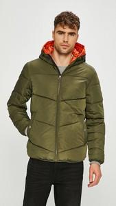 Zielona kurtka PRODUKT by Jack & Jones w stylu casual