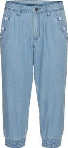 Błękitne jeansy bonprix RAINBOW