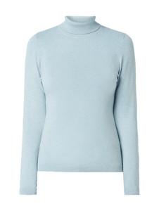 Sweter Montego w stylu casual z bawełny