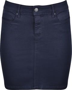 Niebieska spódnica Vero Moda