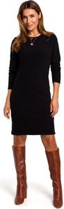 Sukienka Stylove z długim rękawem w stylu casual mini