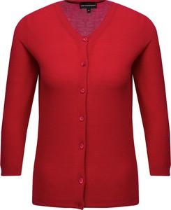 Sweter Emporio Armani z wełny w stylu casual
