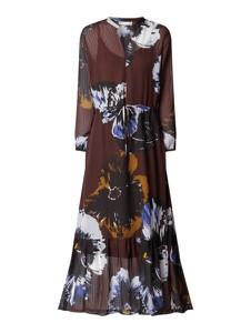 Sukienka InWear maxi z długim rękawem