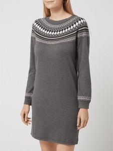 Sukienka Esprit z okrągłym dekoltem mini