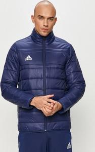 Niebieska kurtka Adidas Performance krótka