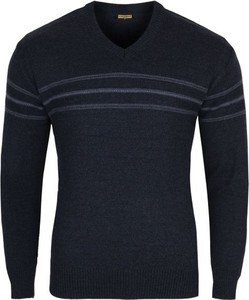 Sweter Colorbar z wełny