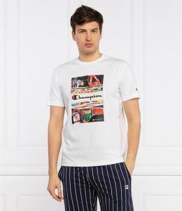 T-shirt Champion w młodzieżowym stylu