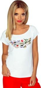 T-shirt Knitis z krótkim rękawem