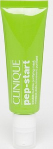 Clinique – Mini Pep Start Bubble maseczka 15ml-Brak koloru