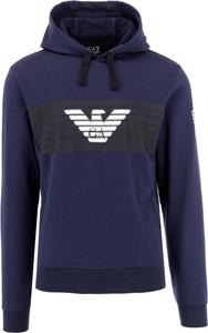 Bluza EA7 Emporio Armani z nadrukiem
