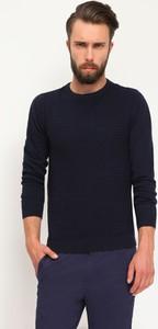 Czarny sweter Drywash