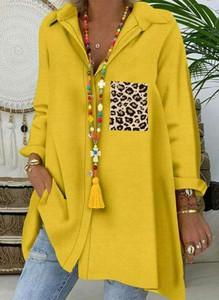 Żółta bluzka Sandbella