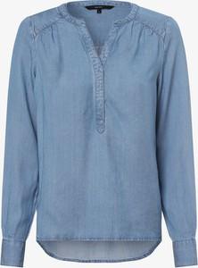 Bluzka Vero Moda z dekoltem w kształcie litery v w stylu casual