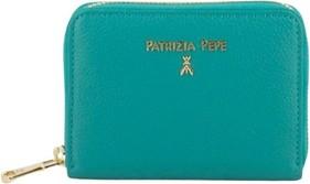 Niebieski portfel Patrizia Pepe