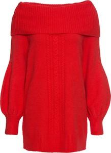 Sweter bonprix BODYFLIRT w stylu casual