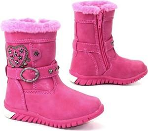 740ce33743585 kozaki dla dziewczynki. - stylowo i modnie z Allani