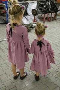 Sukienka dziewczęca Mizerki Kids
