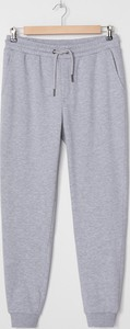 Spodnie sportowe House z dresówki w stylu casual